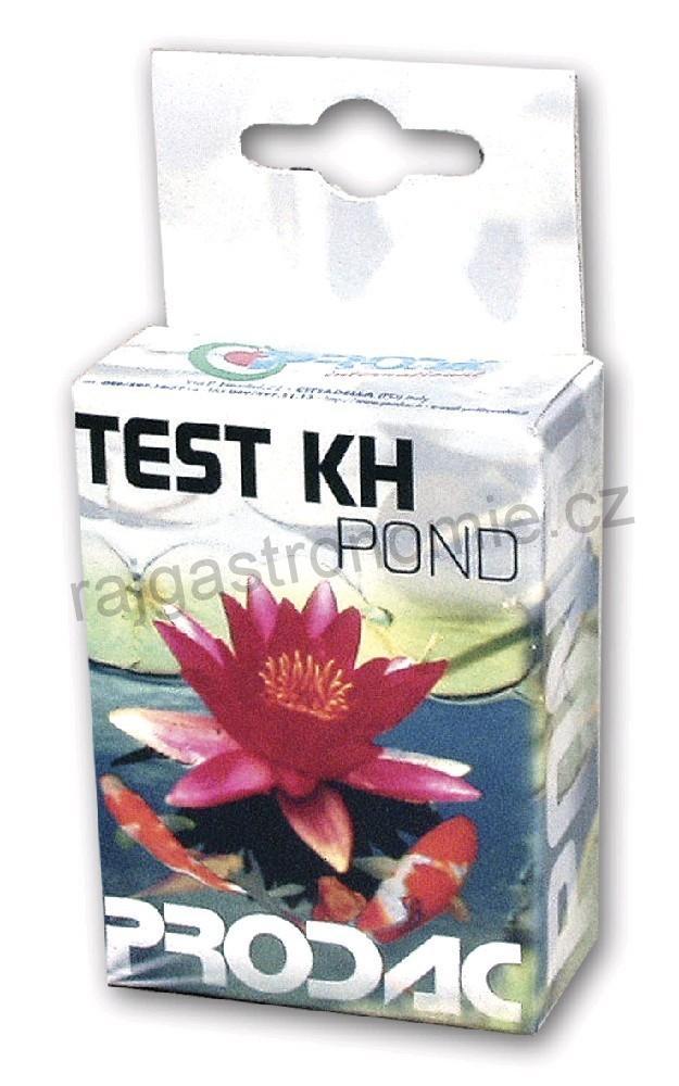 Test tvrdosti vody KH