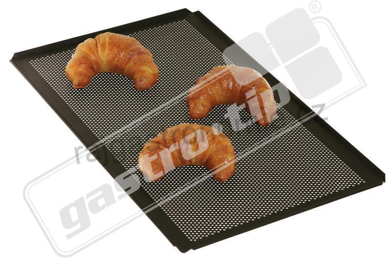 Plech RATIONAL pekařský GN 1/1 perforovaný