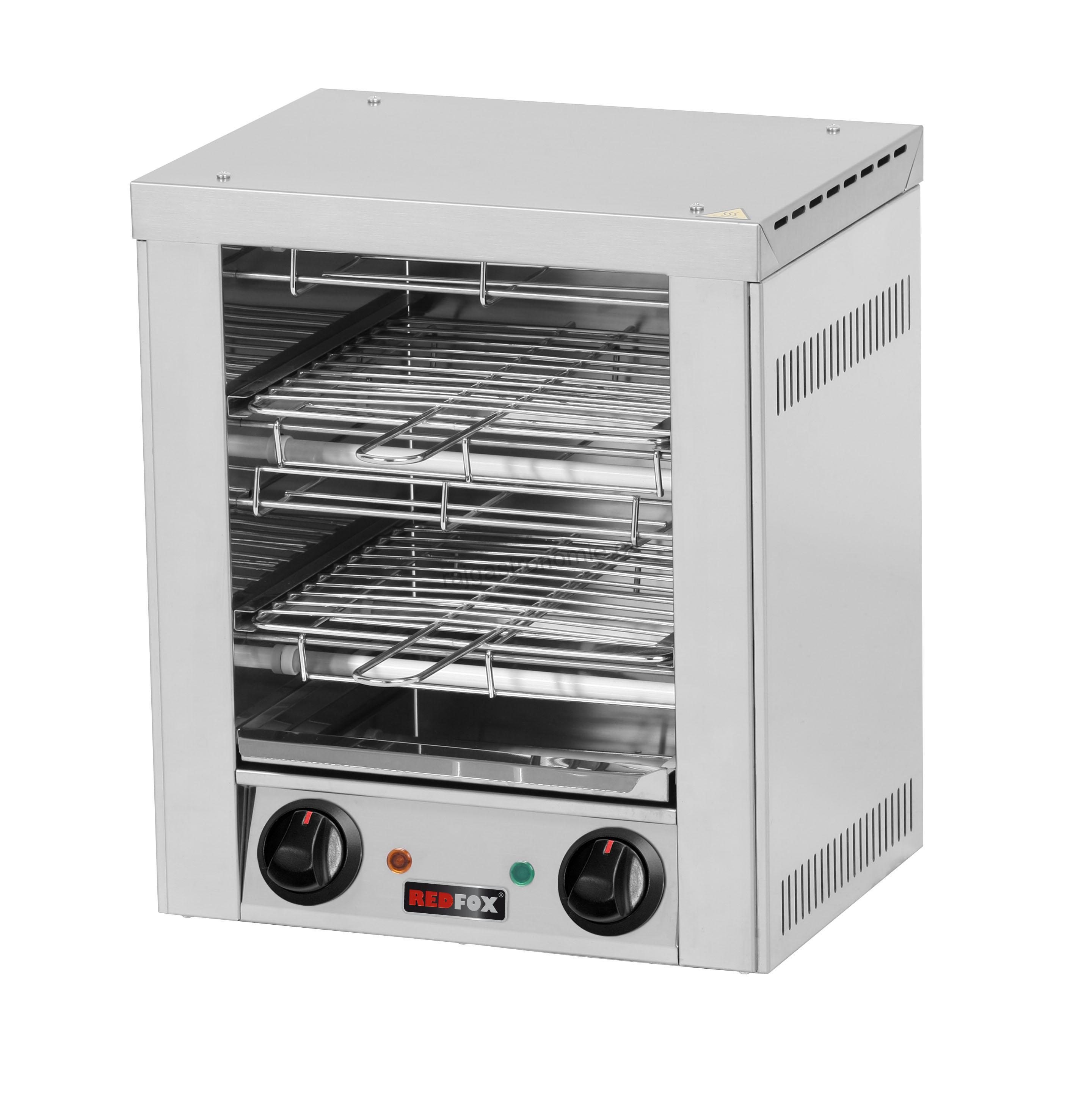 Toaster 4x kleště, rošt TO 940 GH
