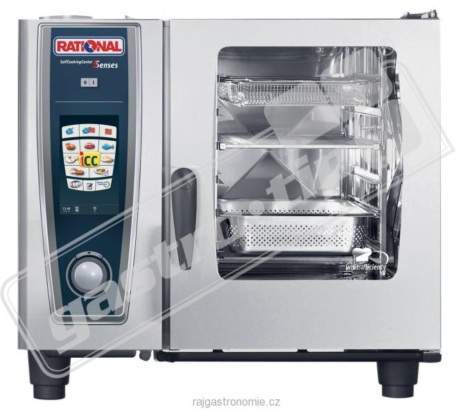 Konvektomat Rational SCC WE 61 E (400V) (SelfCookingCenter® 5Senses Whitefficiency (6x GN1/1))