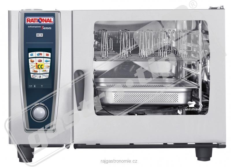 Konvektomat Rational SCC WE 62 G (Plyn)