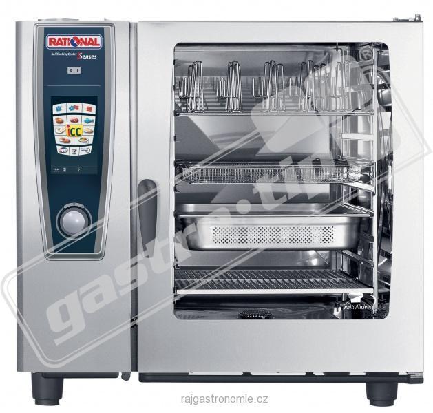 Konvektomat Rational SCC WE 102 G (Plyn)