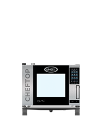 Plynový konvektomat UNOX XEVC-0511-GPR 5 x GN1/1 PLUS