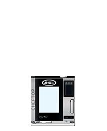 Elektrický konvektomat UNOX XECC-0523-E1R 5 x GN2/3 ONE
