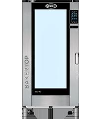 Plynová pekařská pec UNOX XEBC-16EU-GPR 16 x 600x400 PLUS