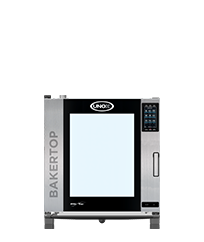 Plynová pekařská pec UNOX XEBC-10EU-GPR 10 x 600x400 PLUS