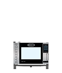 Elektrická pekařská pec UNOX XEBC-04EU-E1R 4 x 600x400 ONE
